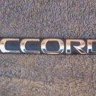 OEM Honda Accord Body/Dash Emblem 14.4cm