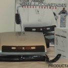 GEORGE FOREMAN NEXT GRILLERATION GRILL GRP99