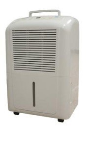 Soleus Air DP1-30-03 30 pints dehumidifier, Energy Star Refurbished