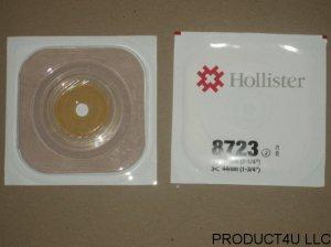 Hollister 8723 CenterPointLock Flextend Skin Barrier with Tape Box of 5
