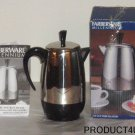 FARBERWARE FCP280 2-8 CUP PERCOLATOR