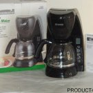 Kenmore 12 Cup Coffee Maker KBC12BLK