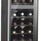 Sunpentown WC-2192DH Dual-Zone Thermo-Electric Wine Cooler with Heating 21-bottles NEW