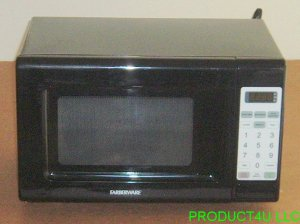 FARBERWARE FMW3503BM SPECIAL SELECT MICROWAVE BLACK
