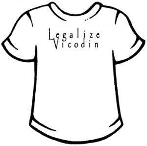 Vicodin White