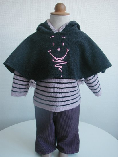 Tournicoti for Her - Size 3T