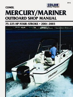 mercury mariner 75   225 hp 4 stroke