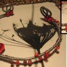 Red Wire bracelet