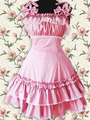 15DOLLARSTORE.COM - GIRLS – ROCAWEAR Pink Cotton Dress