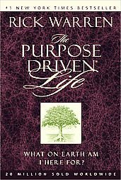 "Rick Warren's "" The Purpose Driven Life"""
