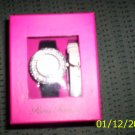 Paris Hilton Watch with Crystals and Extra band *New In Box*