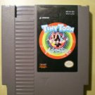 NES Game Tiny Toon Adventure's Retro Vintage