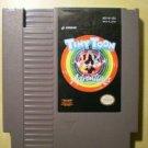 NES Game Tiny Toon Adventure's Retro Vintage