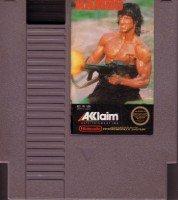 NES Rambo Game Retro Vintage Rare!