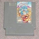 NES Trog Game Vintage Retro Rare