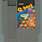 NES Q*Bert Game Retro Vintage Rare!