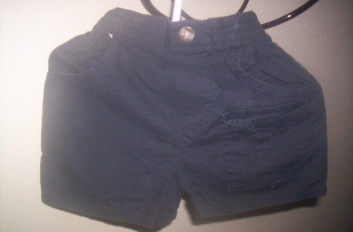 Girard 12 month  black shorts Gently worn