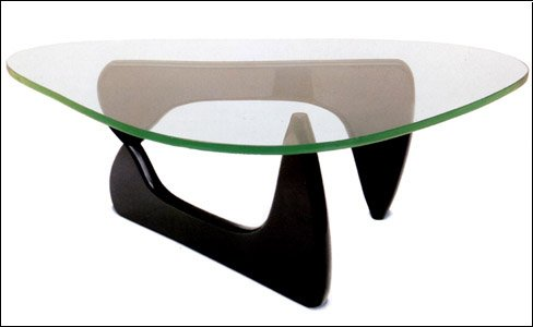 Coffee table Noguchi Replica (espresso)