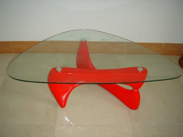 Coffee table Noguchi Replica (Red)