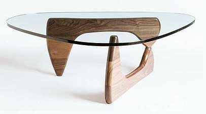 Coffee table Noguchi Replica(walnut)