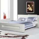 Belize Modern Platform Bed (Queen size)