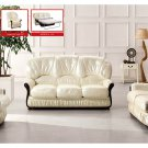 Classic Italian Leather Living Room Set