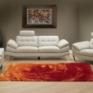 Dallas Light Grey Genuine Italian Leather Sofa Set