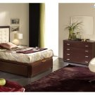 Wenge Bedroom Set-515