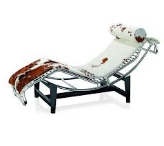 Le Corbusier Pony Skin Lounge Chair