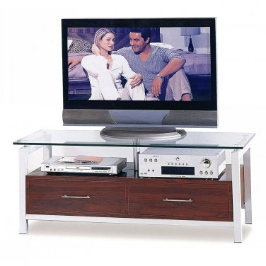 Modern Shinto TV Stand Brown