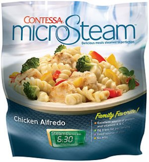 (5) $1.50 OFF any Contessa MicroSteam or On The Stove Meals