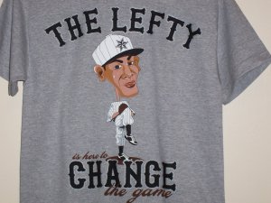 Obama Change The Game T-Shirt (Grey)