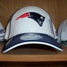 New England Patriots Player Pre Season Flex Rear Mesh Cap