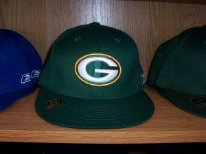 Green Bay Packers Flex Fit Cap