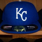 Kansas City Royals Game Fitted