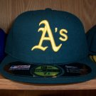 Oakland Athletics Road Fitted