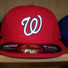 Washington Nationals Home Fitted