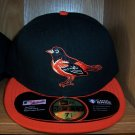 Baltimore Orioles Home Fitted