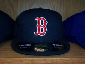 Boston Red Sox Game Fitted