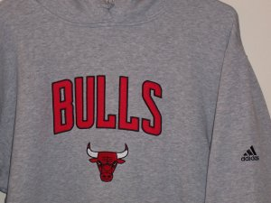 Adidas Chicago Bulls Playbook Hoodie