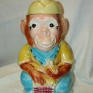 "COOKIE JAR MONKEY ""JOCKO""  by ROBINSON RANSBOTTOM"