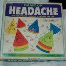 Headache game