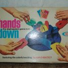 Vintage Hands Down Game 1964 Version