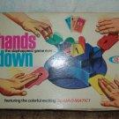Vintage Hands Down Game 1964 Version