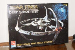 Star Trek Deep Space Nine space Station