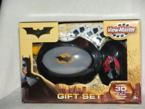 Batman Begins / Viewmaster gift set
