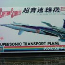 Captain Scarlet  /  Supersonic Transport Plane