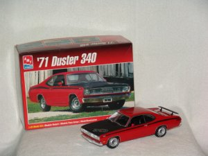 '71 Duster 340