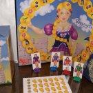 Rapunzel's revenge game