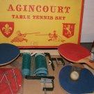 AGINCOURT table tennis set